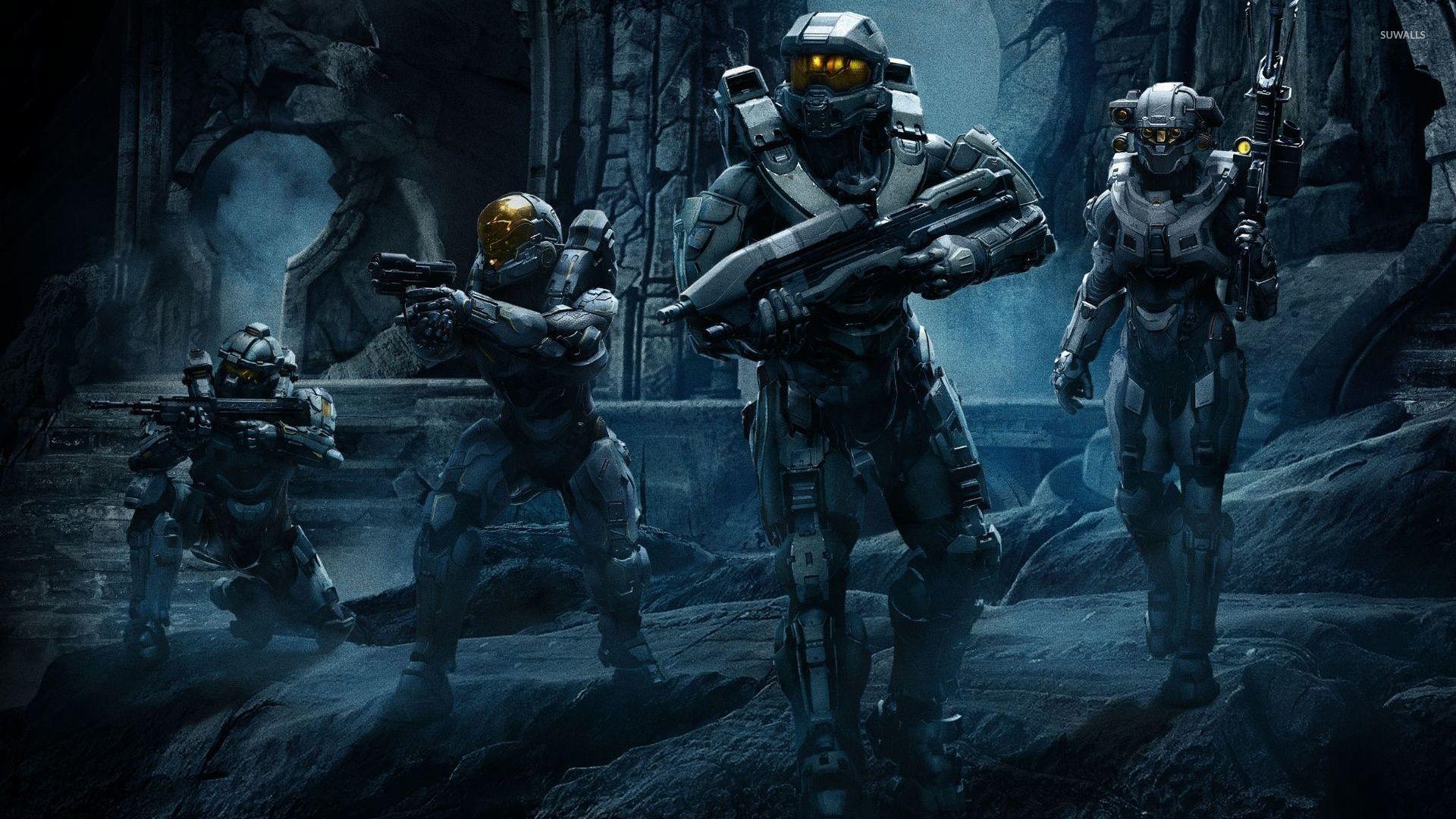 Halo 5 Guardians Wallpaper: Halo 5: Guardians [5] Wallpaper