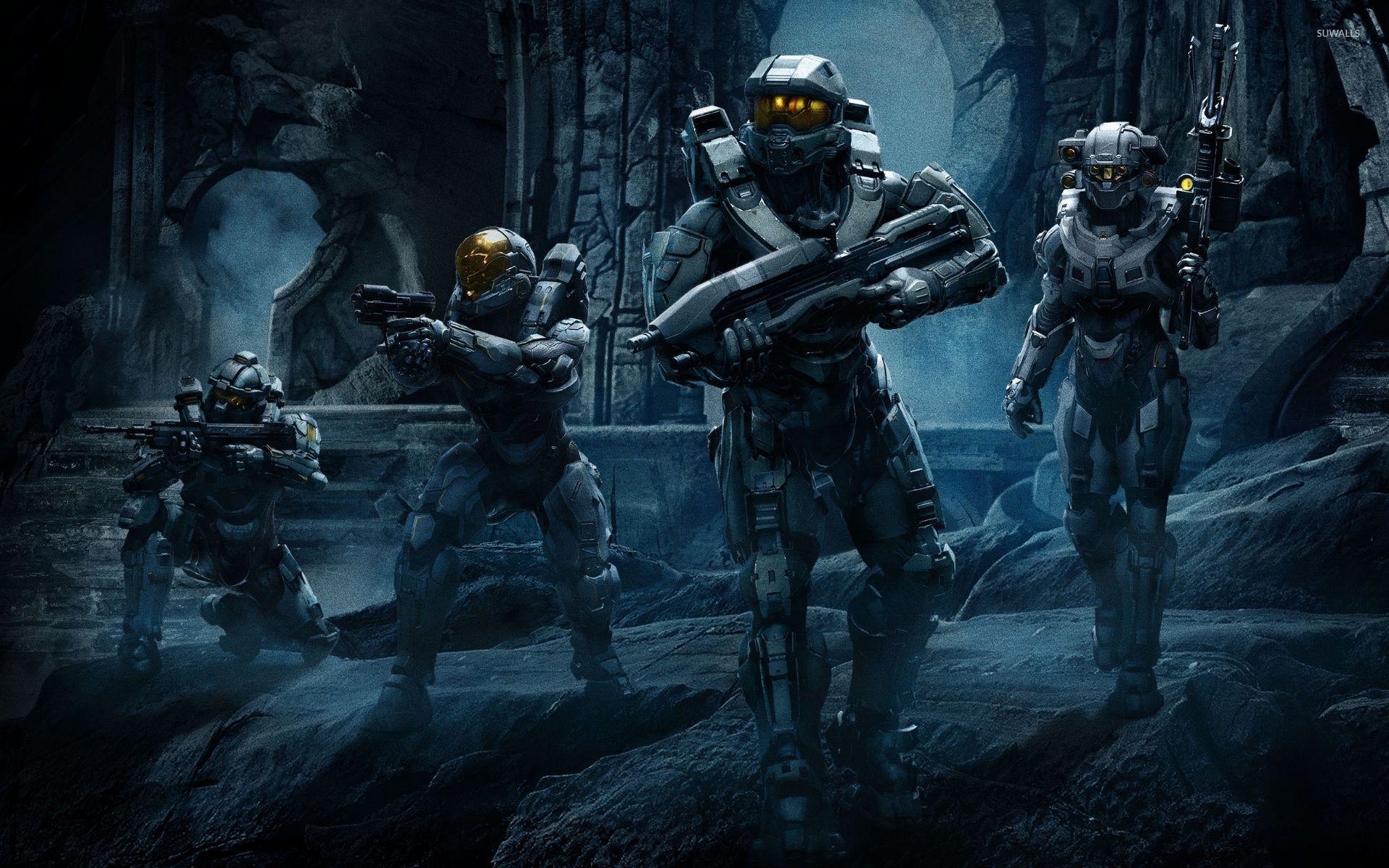 Halo 5: Guardians [5] wallpaper