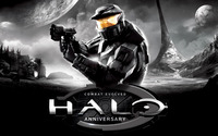 Halo: Combat Evolved Anniversary wallpaper 1920x1200 jpg