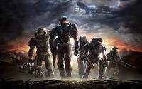 Halo: Reach wallpaper 2560x1600 jpg