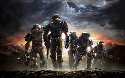 Halo: Reach wallpaper
