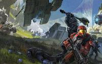 Halo: Reach [2] wallpaper 1920x1080 jpg