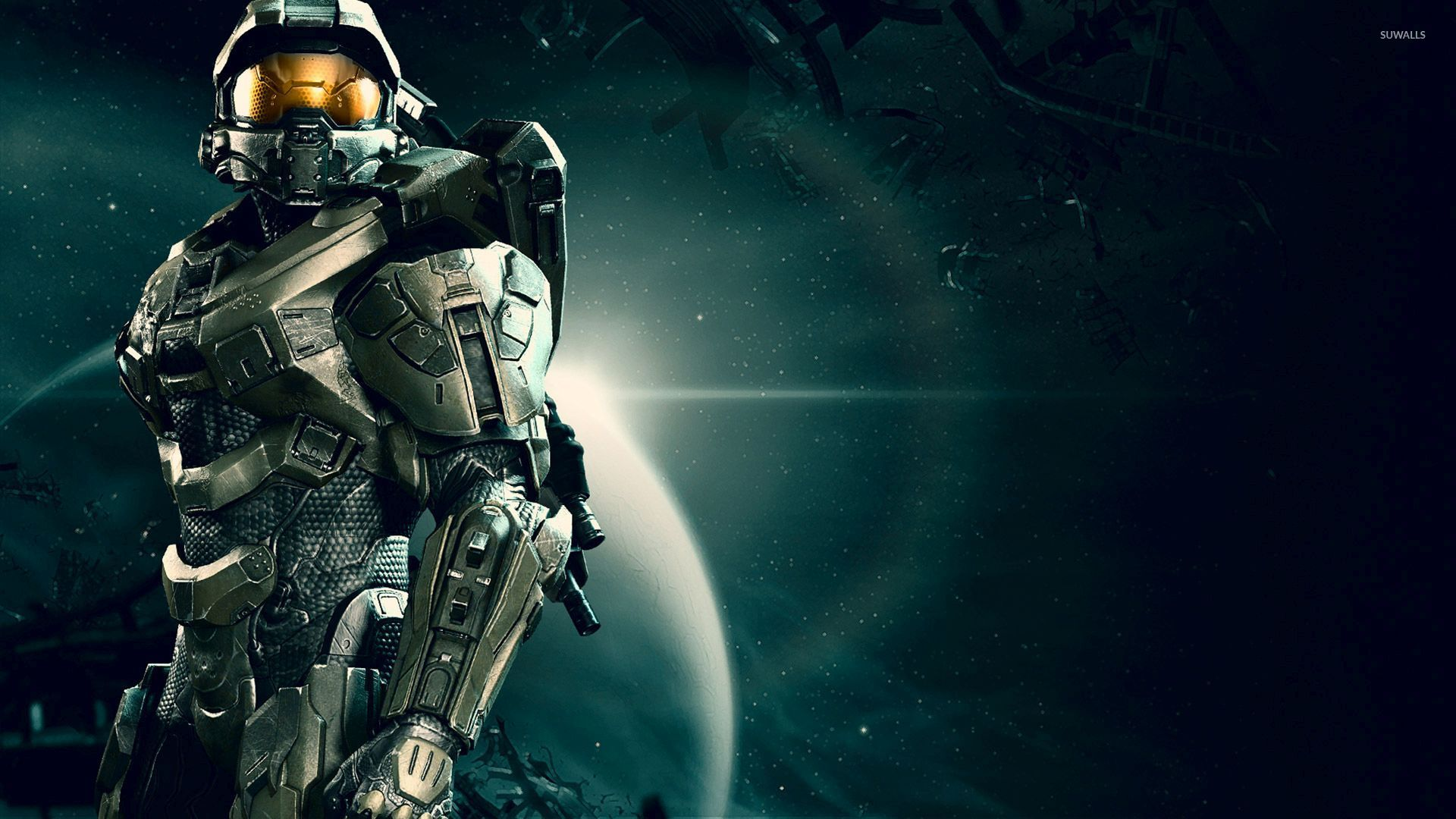 Halo: The Master Chief Collection wallpaper - Game ...
