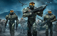 Halo Wars wallpaper 2560x1600 jpg