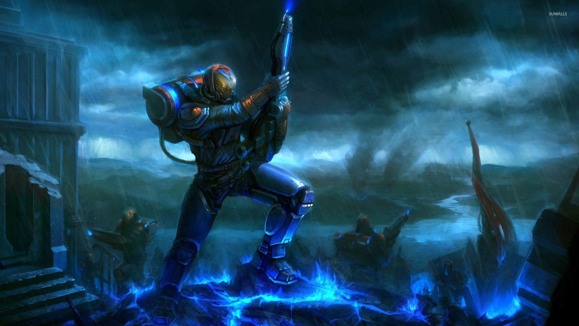 Halo Wars [4] wallpaper