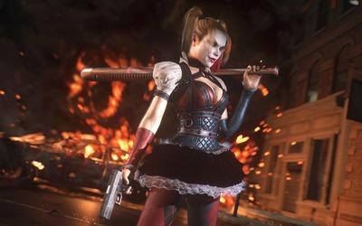 Harley Quinn - Batman: Arkham Knight [2] wallpaper