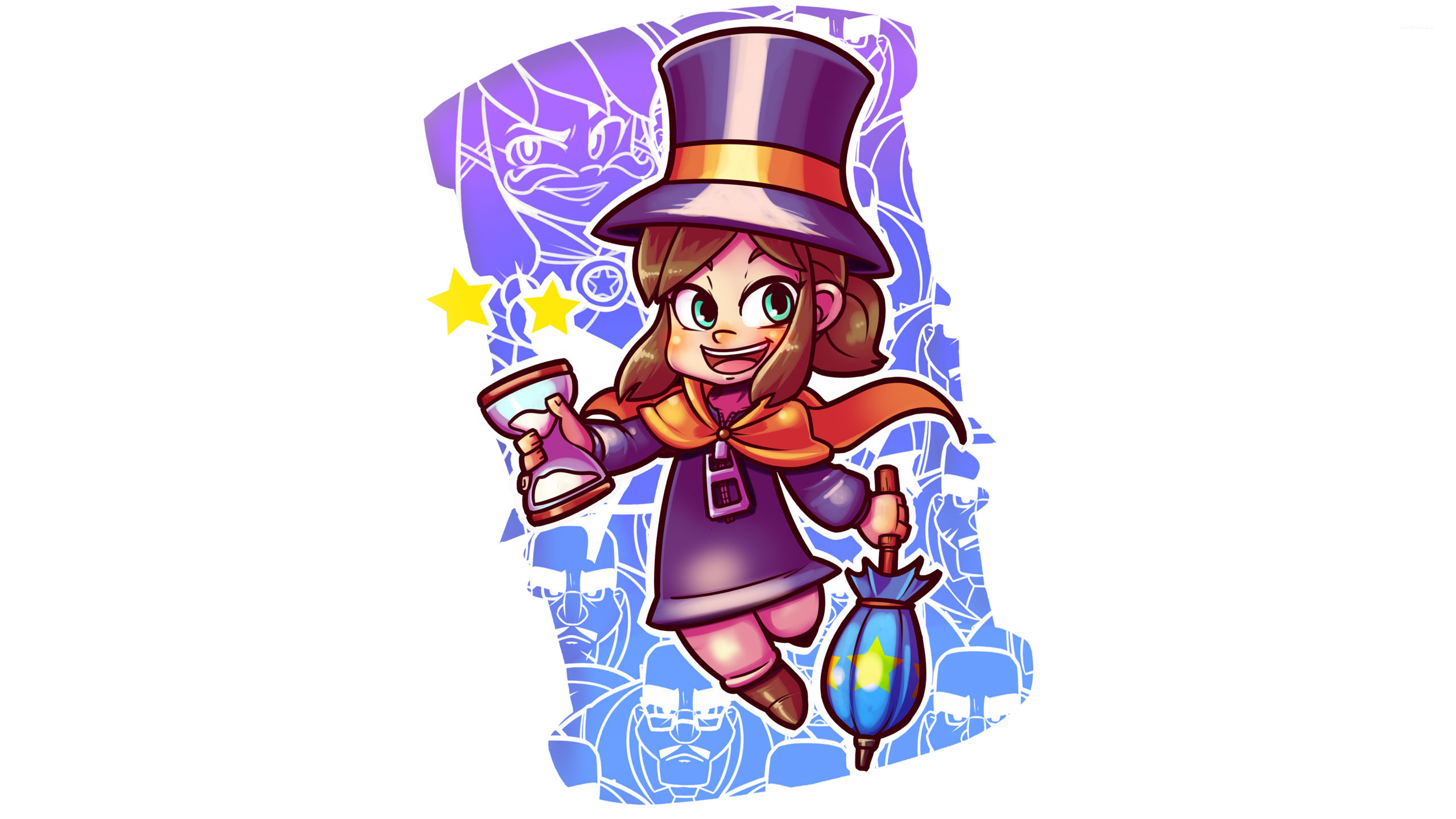 Hat Kid A Hat In Time 2 Wallpaper Game Wallpapers 24191