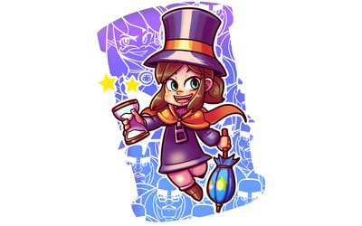 Hat Kid - A Hat in Time [2] wallpaper