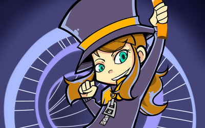 Hat Kid - A Hat in Time wallpaper