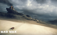 Heading to Gutgash's Stronghold - Mad Max wallpaper 3840x2160 jpg