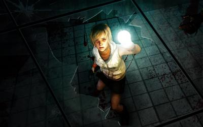 Heather Mason - Silent Hill 3 wallpaper
