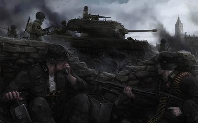 Heroes & Generals wallpaper