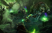Heroes of Newerth wallpaper 1920x1200 jpg