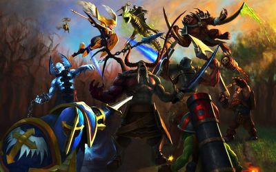 Heroes of Newerth [2] wallpaper