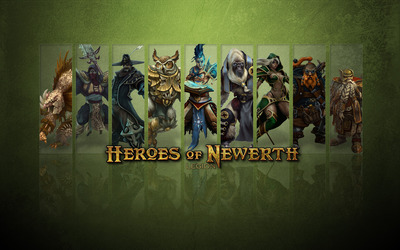 Heroes of Newerth [4] wallpaper
