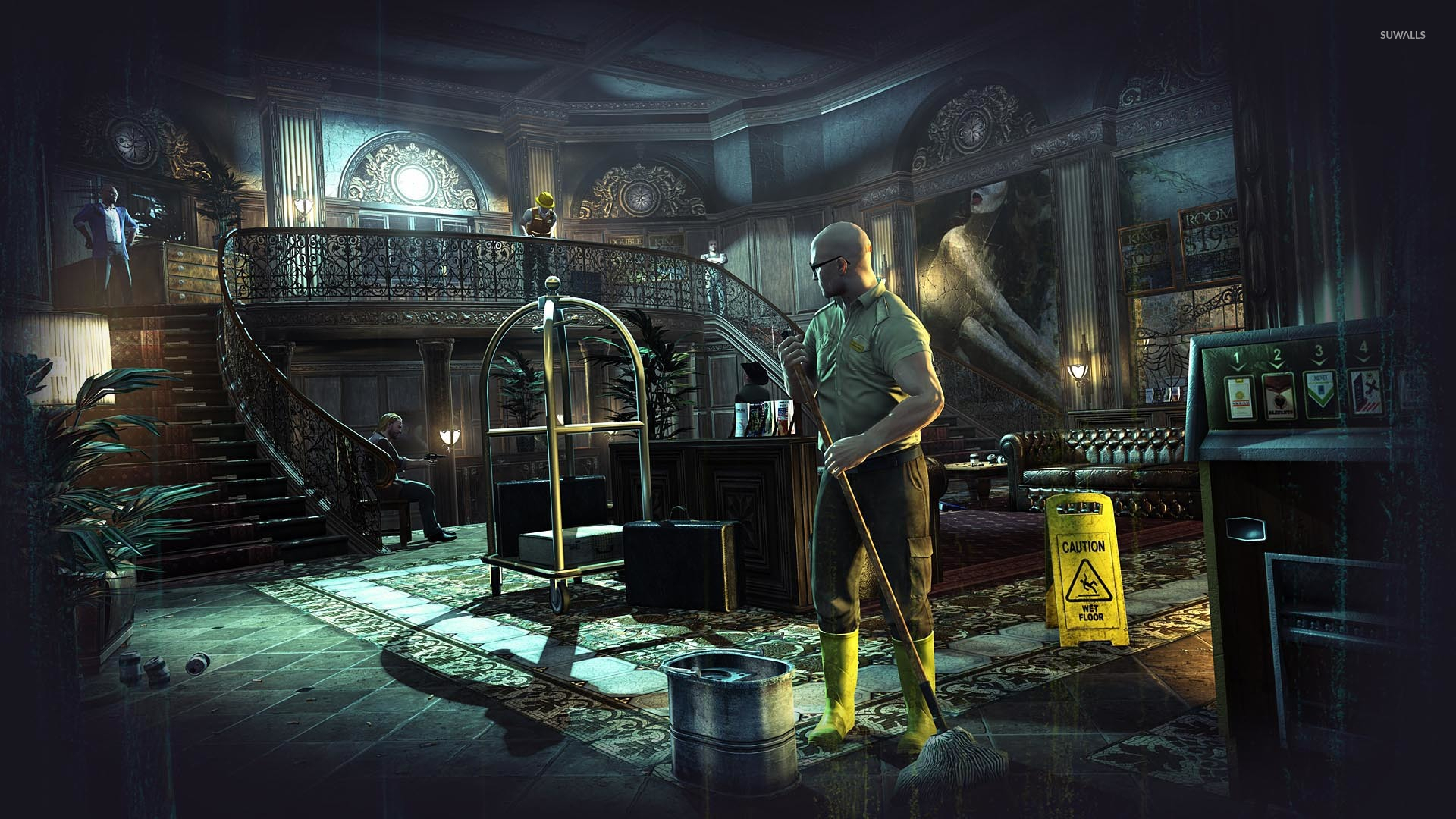 Hitman Absolution 11 Wallpaper
