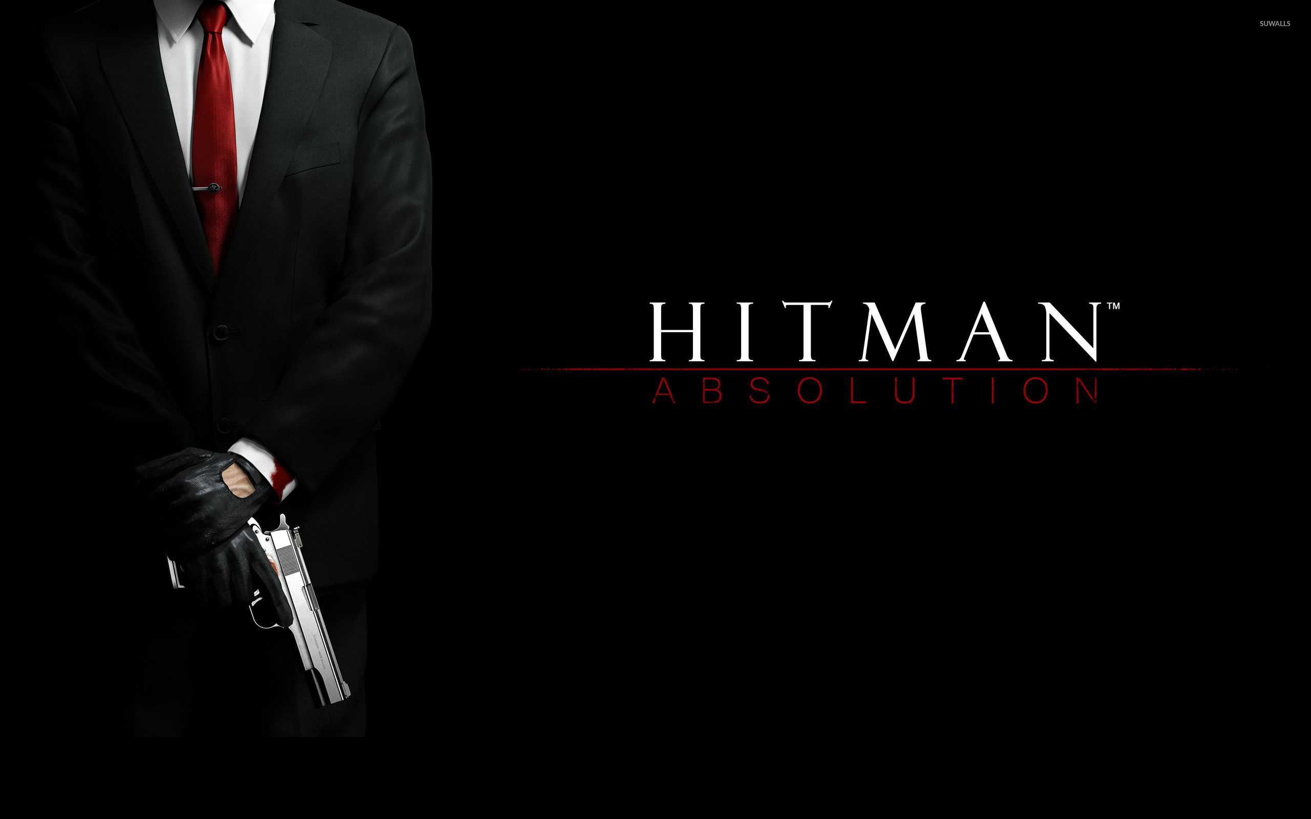 Hitman Absolution Wallpaper Game Wallpapers 7701