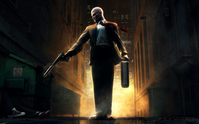 Hitman: Blood Money wallpaper