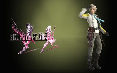 Hope Estheim - Final Fantasy XIII-2 wallpaper