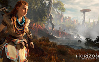 Horizon Zero Dawn wallpaper 1920x1080 jpg