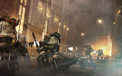 Horus Heresy - Warhammer 40,000 [4] wallpaper