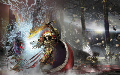 Horus Heresy - Warhammer 40,000 wallpaper