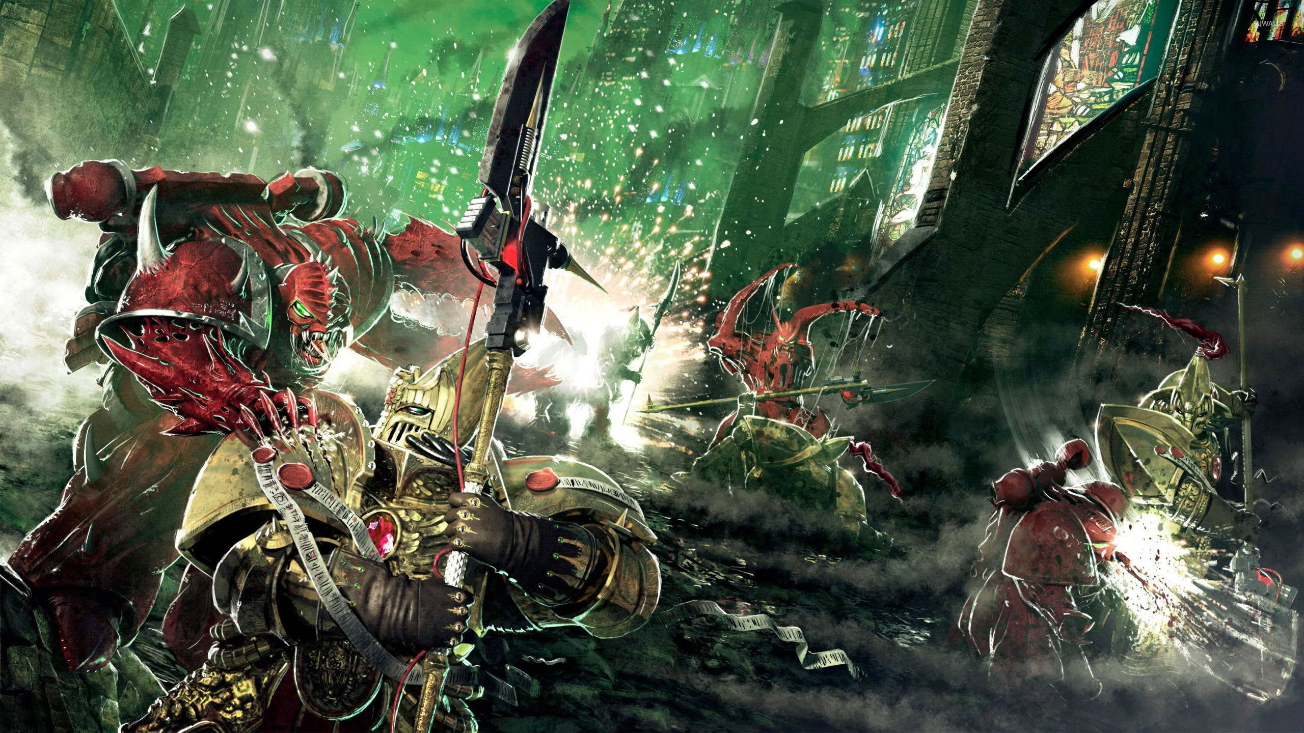 Horus Heresy - Warhammer 40,000 [2] wallpaper - Game