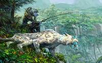 Hunter - World of Warcraft wallpaper 1920x1080 jpg