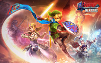 Hyrule Warriors wallpaper 2880x1800 jpg