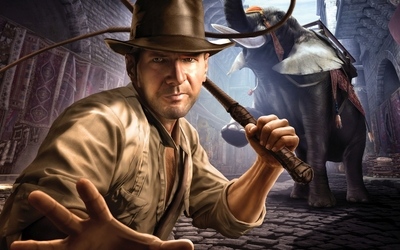 Indiana Jones and the Staff of Kings [2] wallpaper