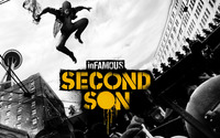 InFamous: Second Son wallpaper 2560x1440 jpg