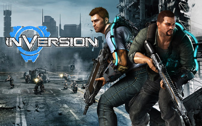 Inversion wallpaper