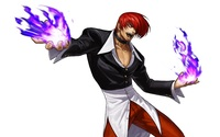 Iori Yagami - The King of Fighters [2] wallpaper 2560x1440 jpg