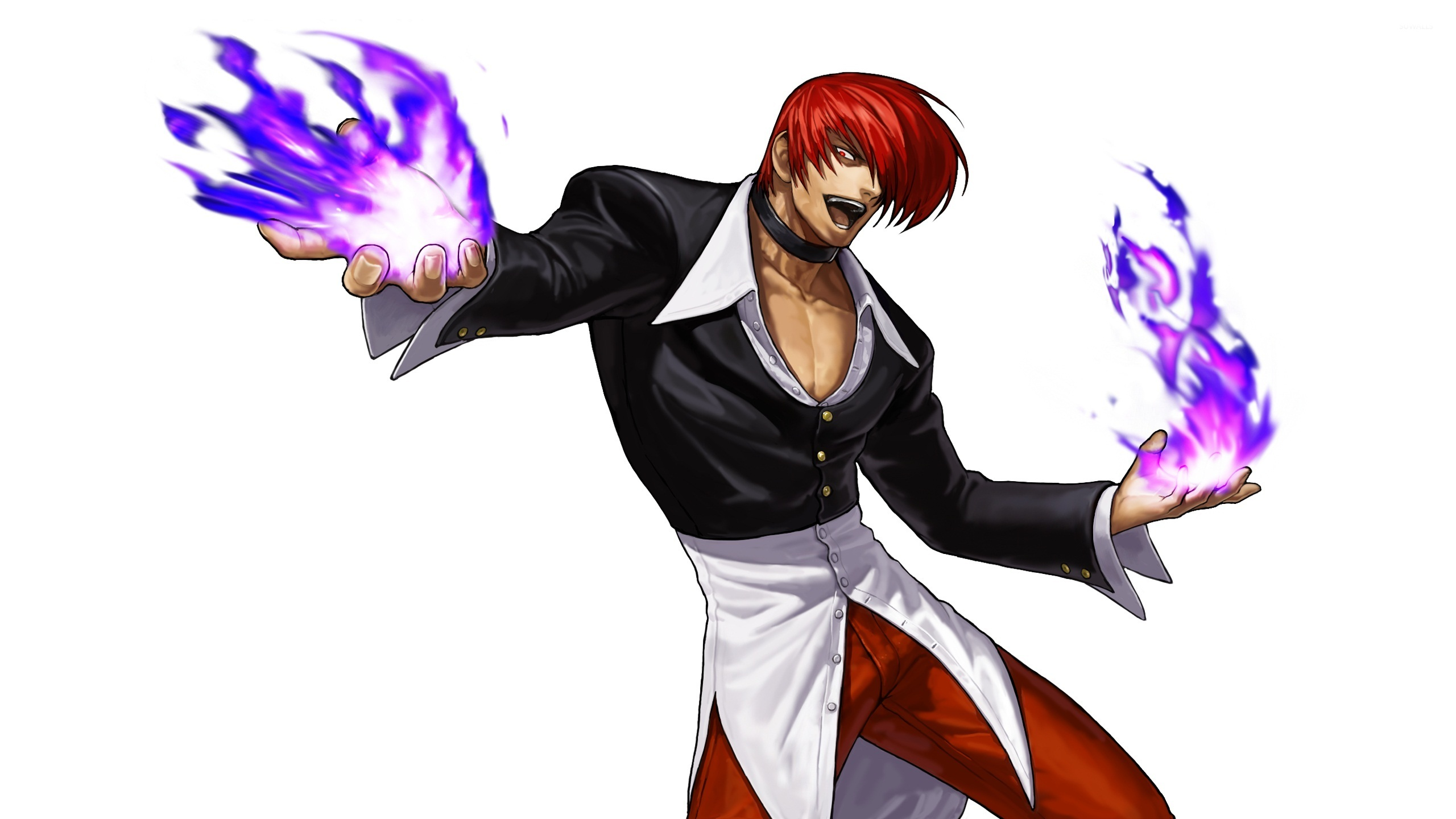 Iori Yagami The King Of Fighters 2 Wallpaper Game