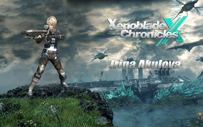Irina Akulova - Xenoblade Chronicles X wallpaper