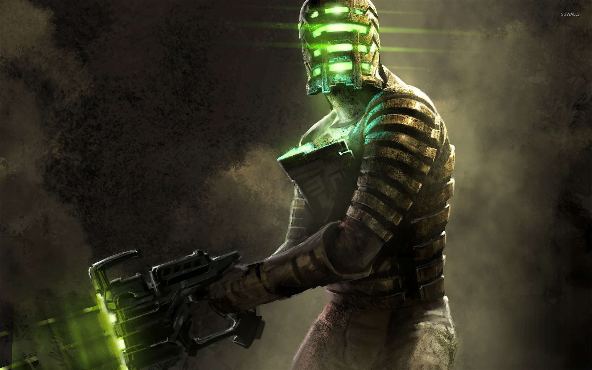 Isaac Clarke Dead Space Wallpaper Game Wallpapers 18322