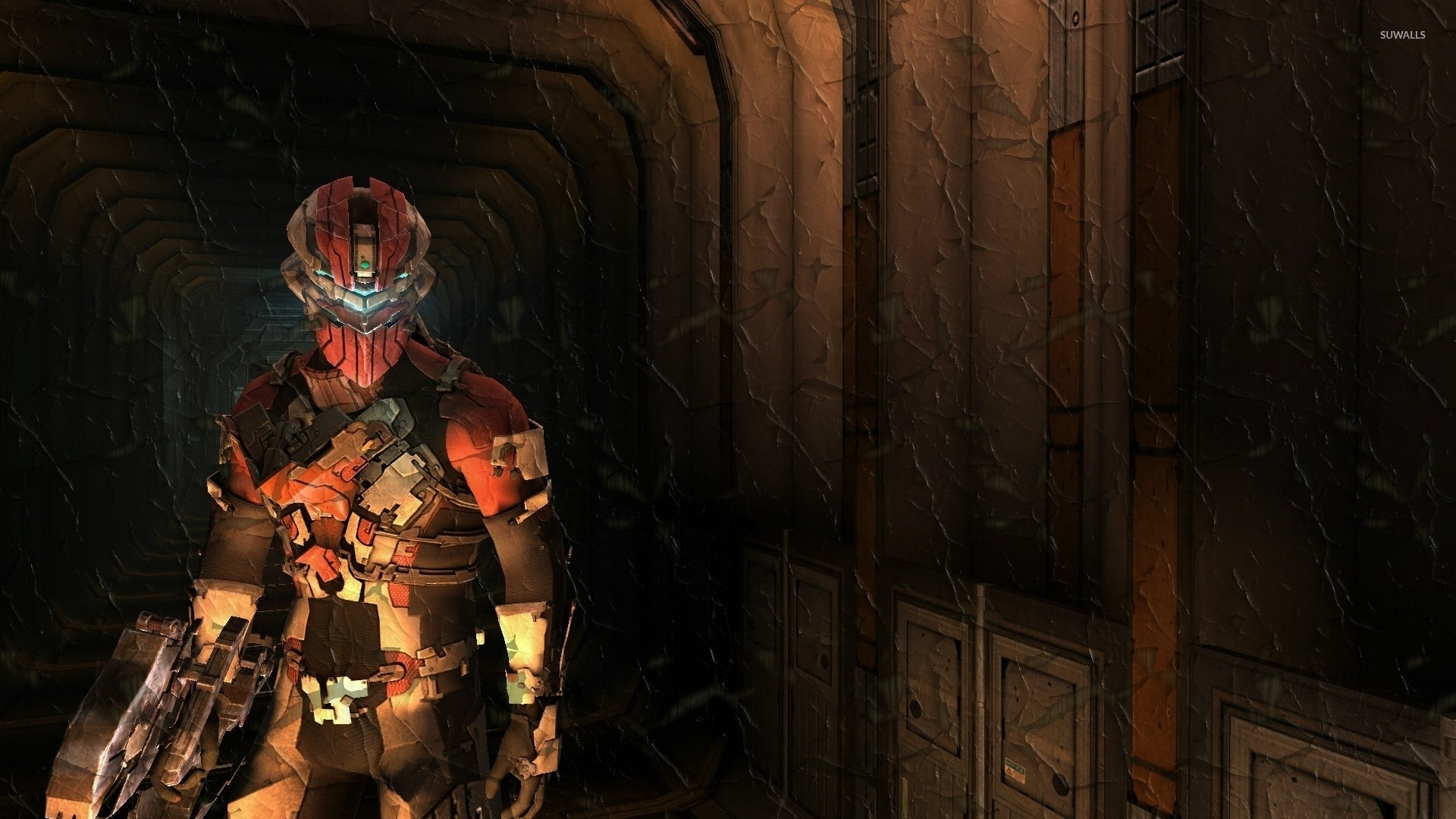 Isaac Clarke Dead Space 2 Wallpaper Game Wallpapers 45379