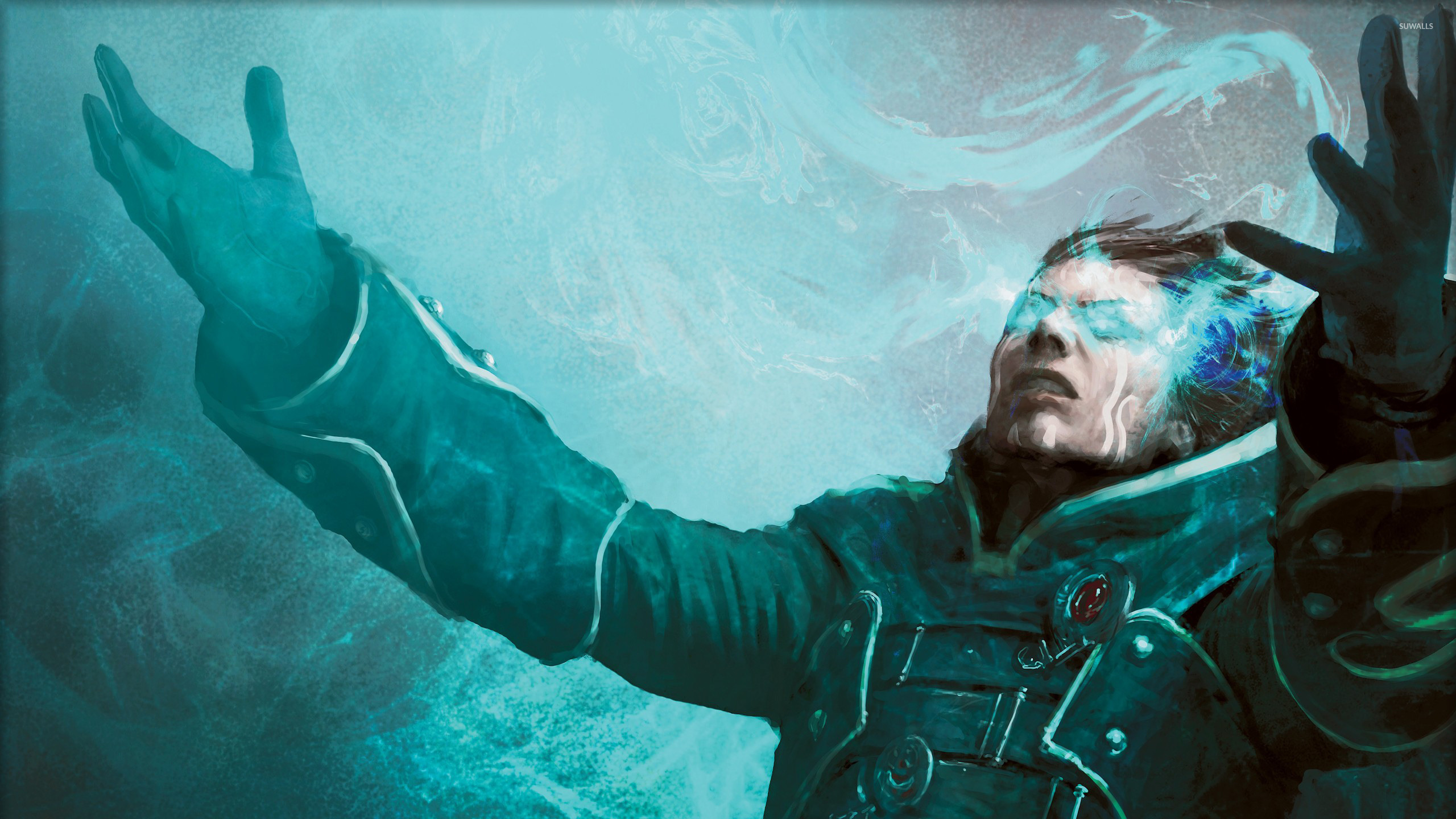 Jace The Mind Sculptor Magic The Gathering 2 Wallpaper Game