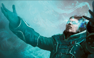Jace, the Mind Sculptor - Magic: The Gathering [2] wallpaper