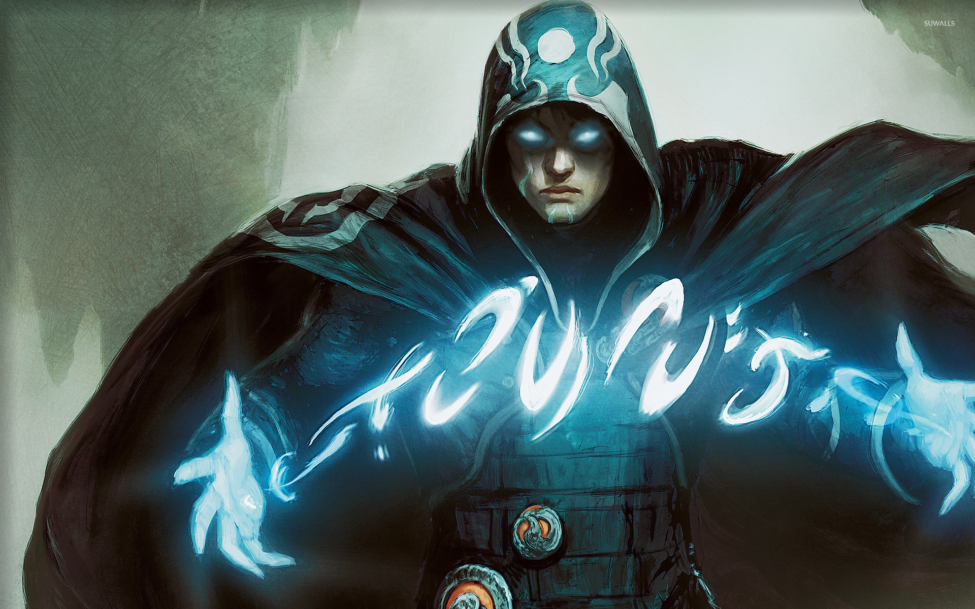 Jace, the Mind Sculptor - Magic: The Gathering wallpaper ...  Jace The Mind Sculptor Wallpaper