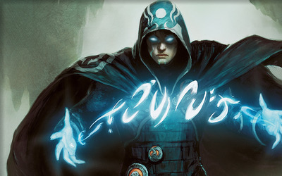 Jace, the Mind Sculptor - Magic: The Gathering wallpaper