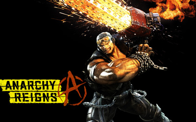 Jack Cayman - Anarchy Reigns wallpaper