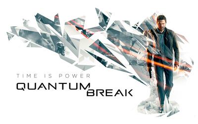 Jack Joyce in Quantum Break wallpaper