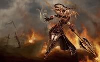 Janna - League of Legends wallpaper 2880x1800 jpg