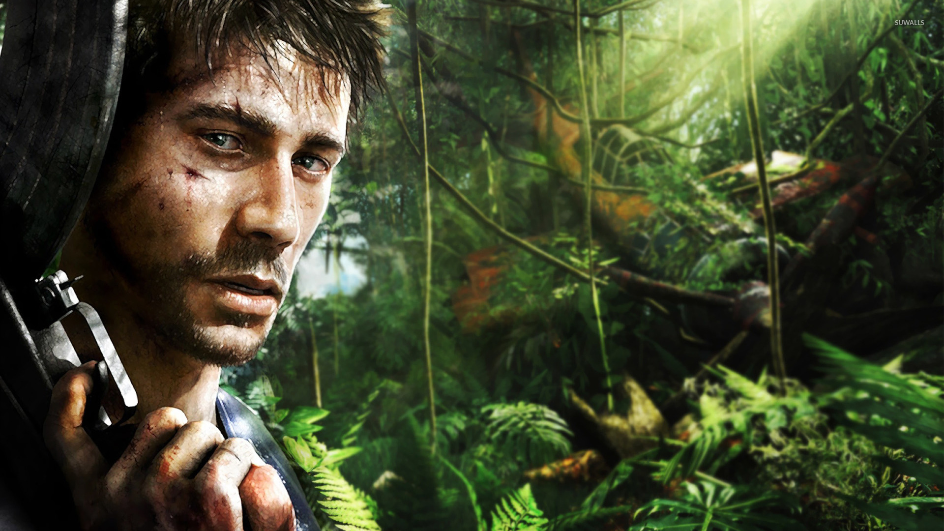 Jason Brody - Far Cry 3 [2] wallpaper - Game wallpapers ...