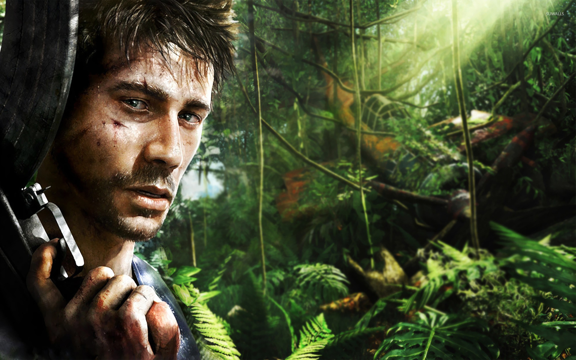Jason Brody Far Cry 3 2 Wallpaper Game Wallpapers 18949