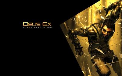 Adam Jensen - Deus Ex: Human Revolution [3] wallpaper