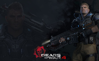 JD in Gears of War 4 wallpaper 1920x1080 jpg