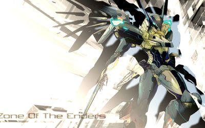 Jehuty - Zone of the Enders wallpaper