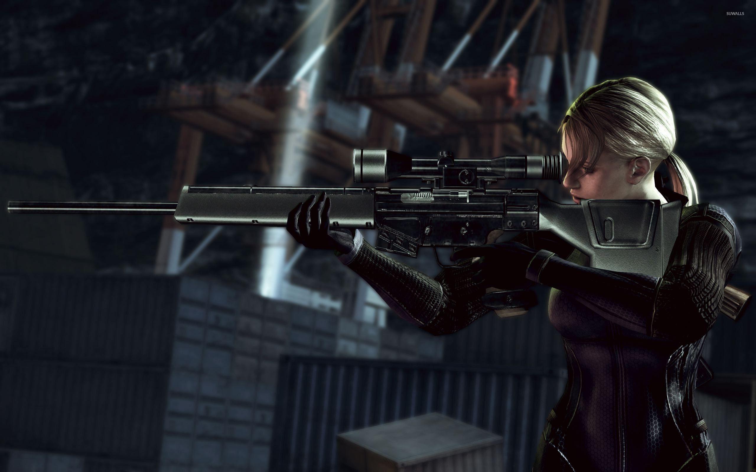 Jill Valentine Resident Evil Wallpaper Game Wallpapers